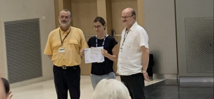 1er Prix de Thèse IA – AFIA